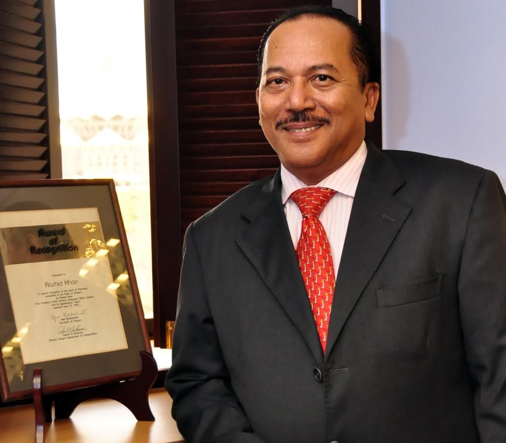 Dato Rashid Khan - CEO Sarawak Tourism Board