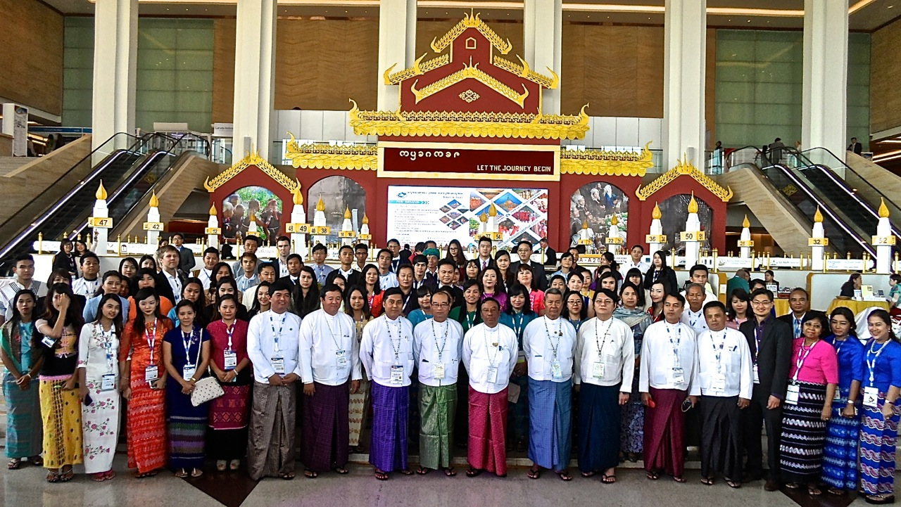 ATF 2015 Myanmar full team