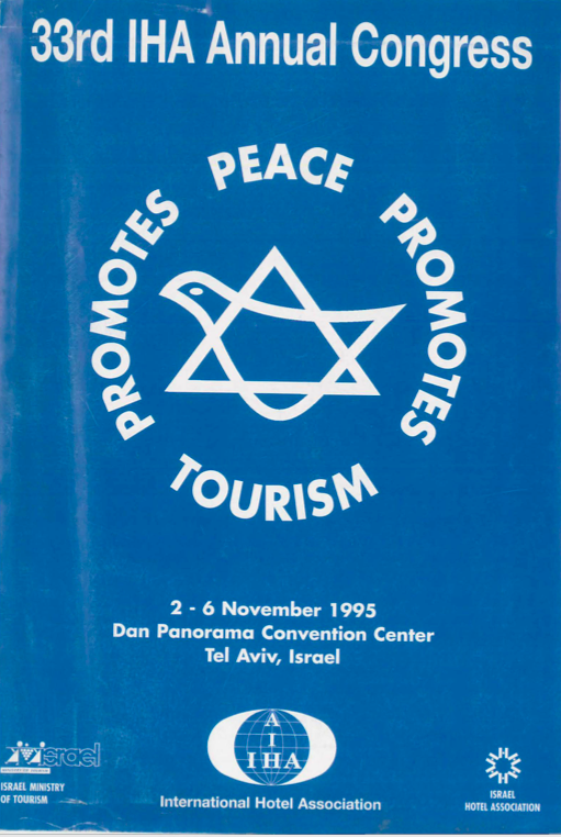 ihra congress 1995 brochure congress