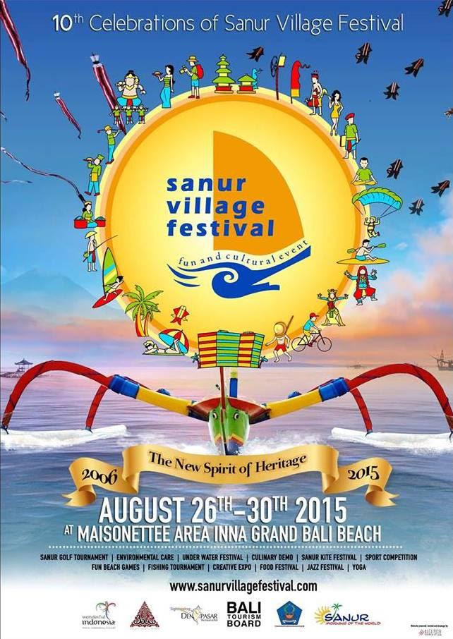 Sanur Village Festival