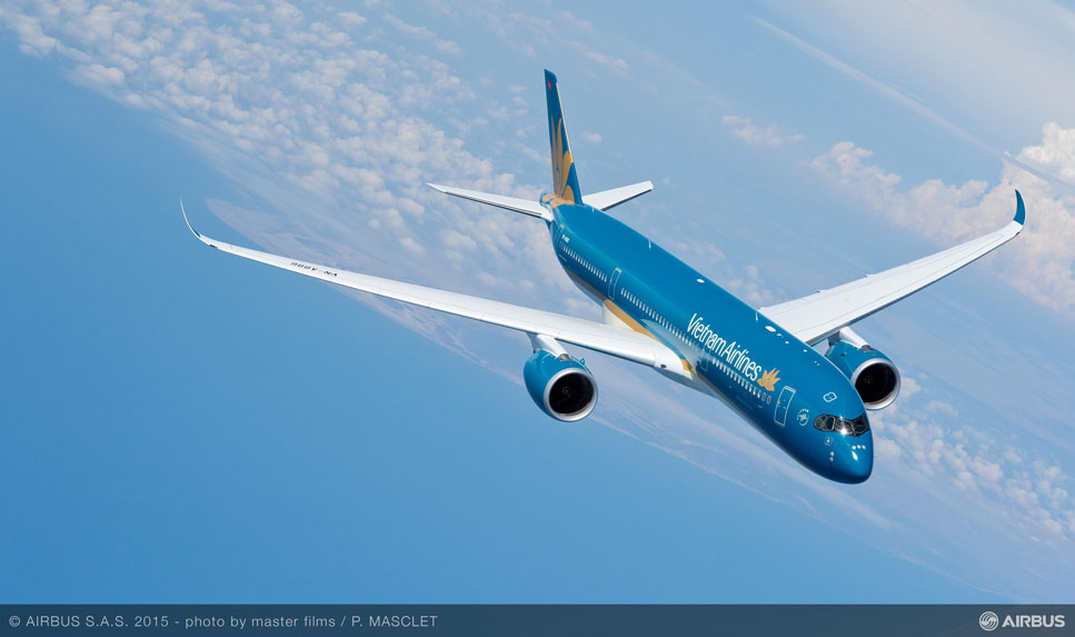 A350 XWB VIETNAM AIRLINES IN FLIGHT_02_
