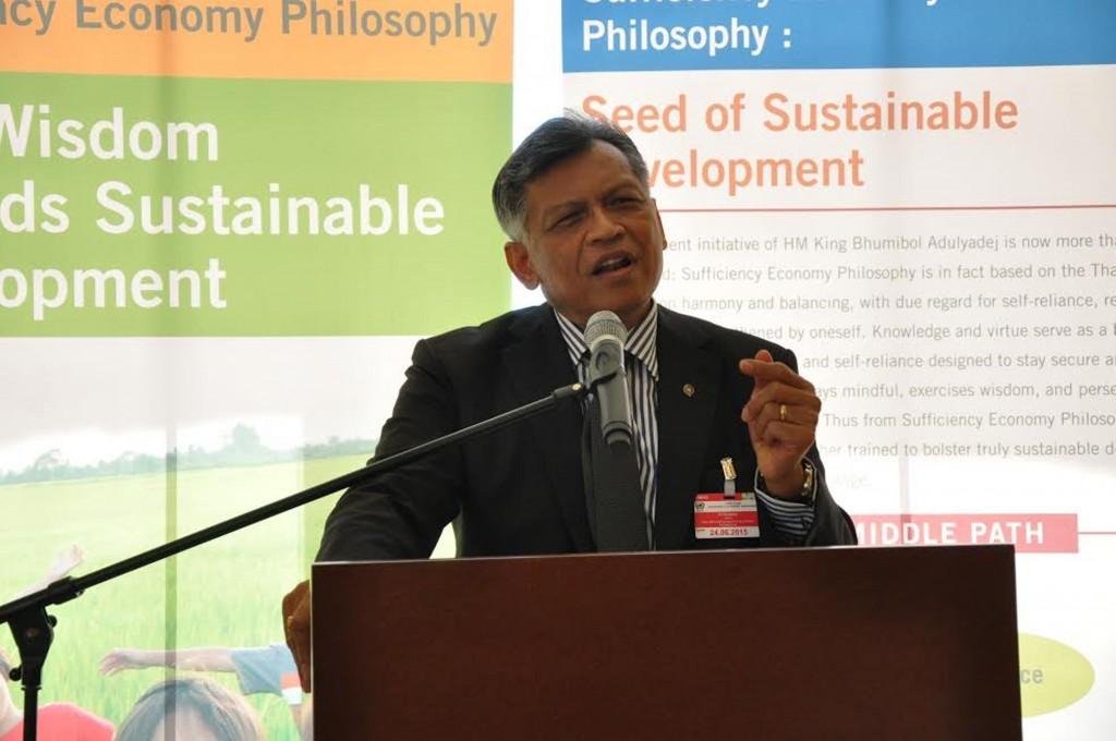 Dr Surin Pitsuwan
