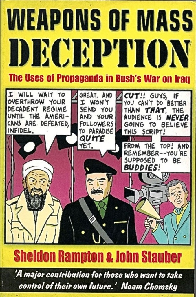 weapons of mass deception book