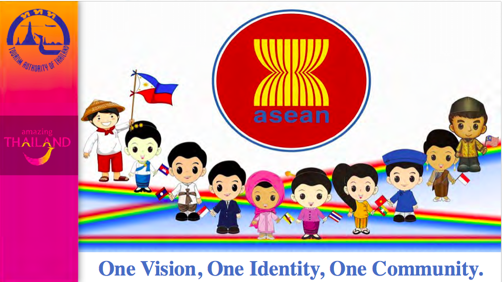 "The Thais were the only ones who flagged the over-arching ASEAN message, ""One Vision, One Identity, One Community""."