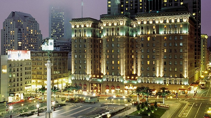 Westin St. Francis on Union Square in San Francisco